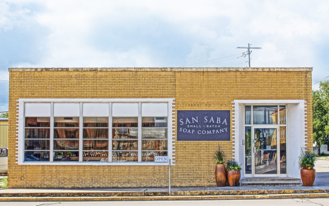 San Saba Soap Co. Thrives During Challenging Times